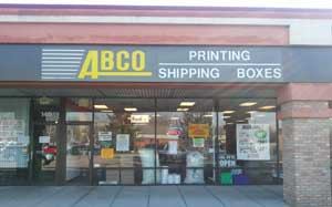 Abco Gahanna Store Front